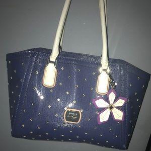 Multi color guess purse